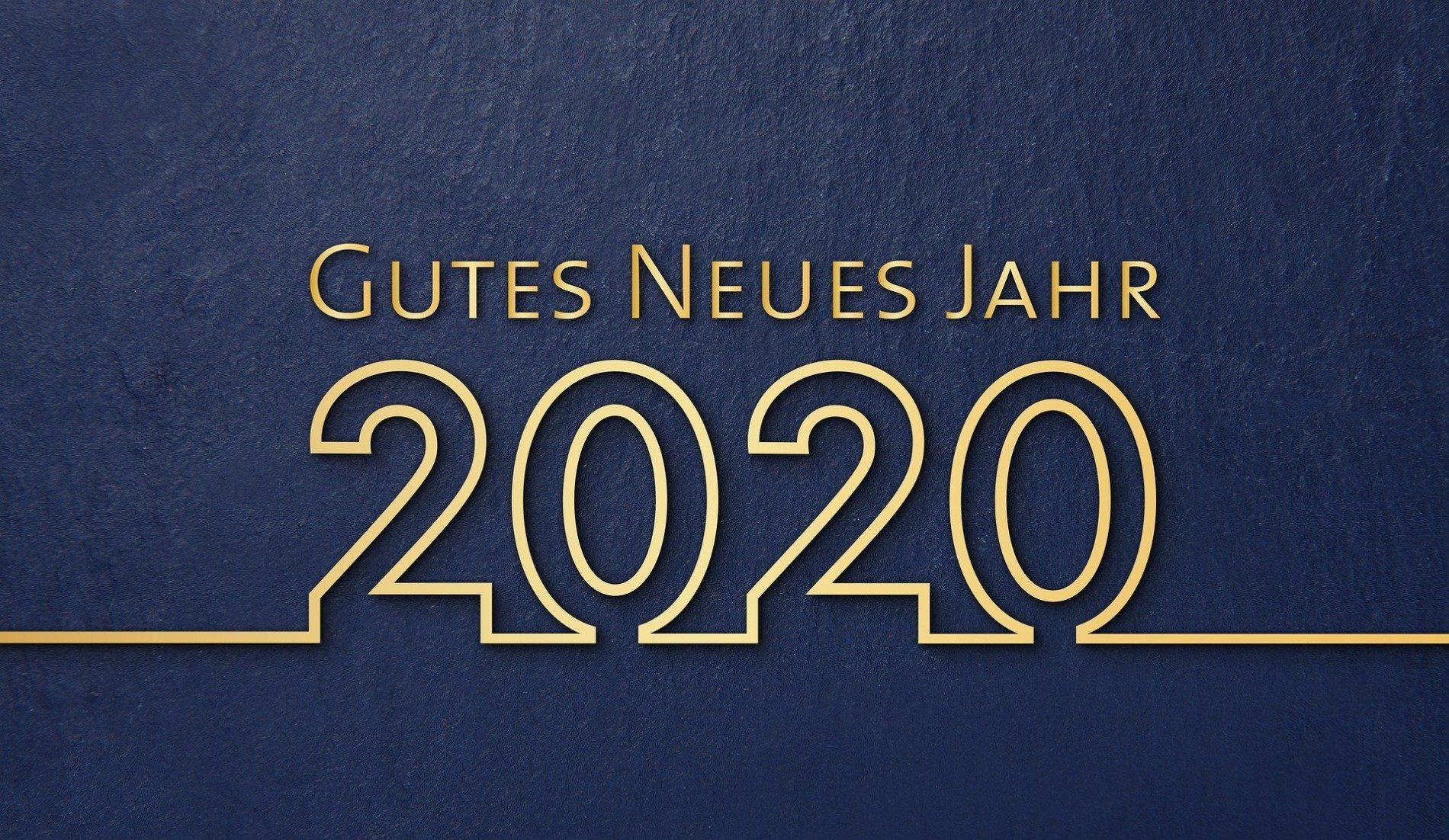 Gutes neues Jahr 2020 Streutalallianz (Foto: pixabay)