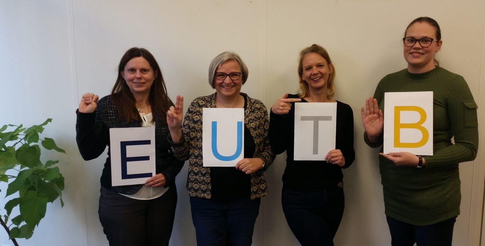 Mitarbeiterinnen des EUTB-Sprechtages (v. l.): Elke Rinecke, Dr. Doris Kühne, Marlene Rost, Ann-Katrin Tietje (Foto: Simone Dittmann)