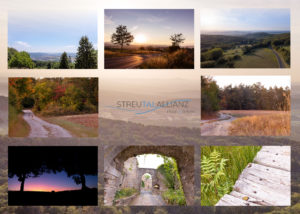 Ansichtskarte Streutalallianz