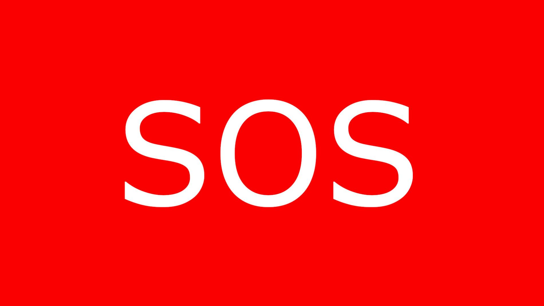 SOS-Dosen im Streutal