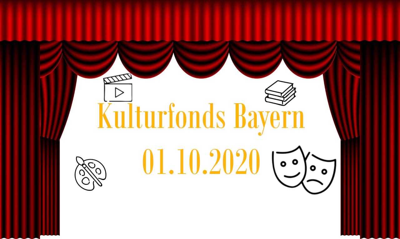 >Kulturfonds Bayern