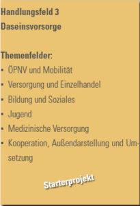Handlungsfeld 3 Streutalallianz