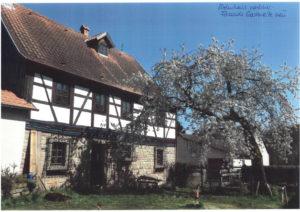 Die moderne Mühle in Geckenau (Foto: Schneider)