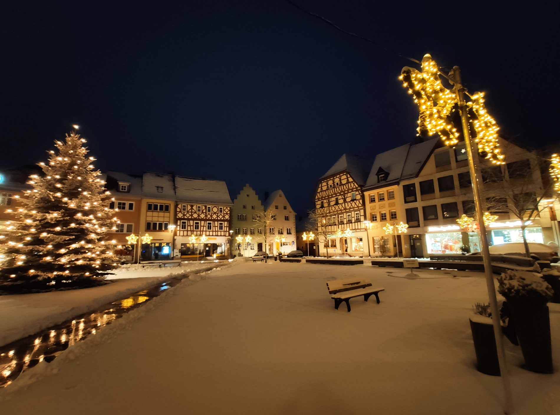 >Fröhliche Weihnachtszeit