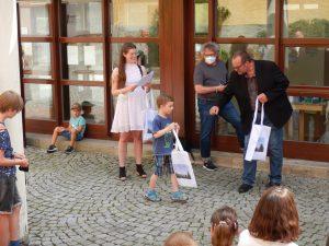 Die Bürgermeister gratulieren höchstpersönlich (Foto: Streutalallianz)