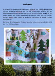 Sonderpreis Kindergarten Flohkiste Willmars